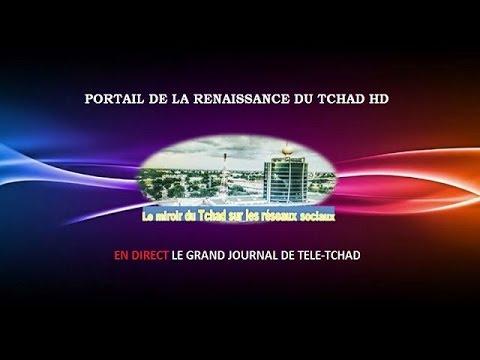 LE GRAND JOURNAL DE TELE-TCHAD DU 19 JUILLET 2018