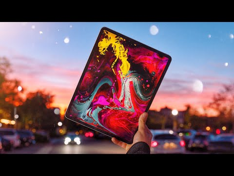 2018 iPad Pro Day One Review!