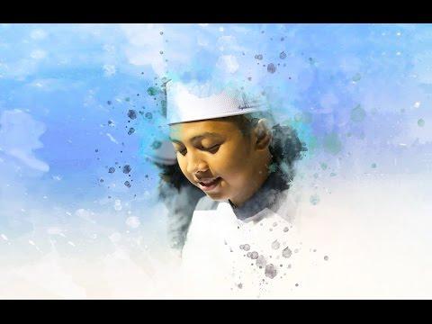"( Bikin baper ) "" New "" Ibu Aku Rindu ( Official Lyric Video )"