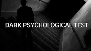 DARK Psychological Test  Thematic visualization