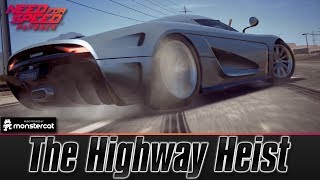 Need For Speed Payback: The Highway Heist | Stealing The Regera [Episode #03]
