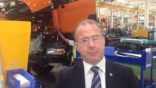 Video Blog: Martin Lundstedt on hiring people to the Indian product centre