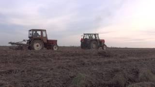 Wpadka- T25/ Ursus 1002
