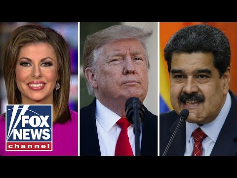 Ortagus praises White House's pressure on Venezuela's Maduro