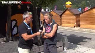 Entrevista Nuria Picas antes de Ultra Trail du Mont-Blanc 2015