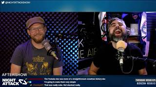 Night Attack #286: Aftershow