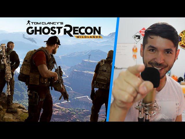 Ghost Recon: Wildlands - Customização de Personagens e Armas