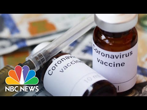 The Complicated Path To Getting A COVID-19 Vaccine On The Market   NBC News NOW