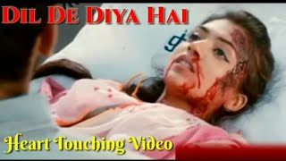 Dil De Diya Hai Jaan Tumhe Denge | Very Heart Touching Love Story | Heart Touching Video