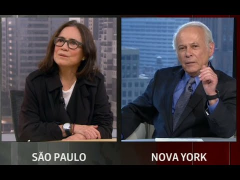 Regina Duarte no Manhattan Connection de 29/05/2016 (13 min)