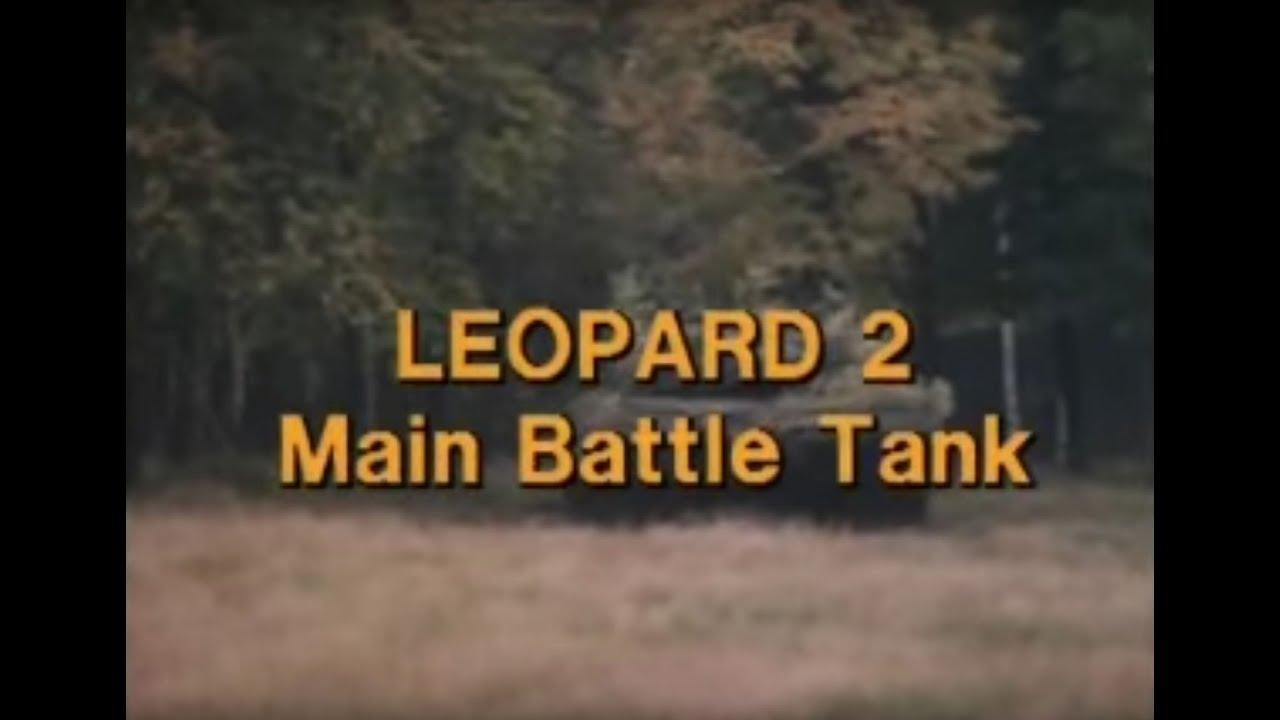 The German Leopard 2 Tank - TankNutDave com