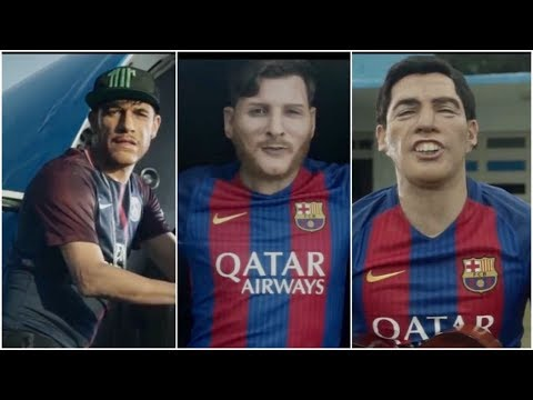 Messi, Neymar y Suaréz, la despedida by Bossi