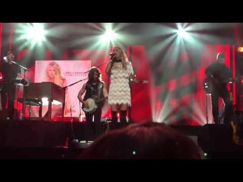Carrie Underwood - Renegade Runaway (Jimmy Kimmel Live)