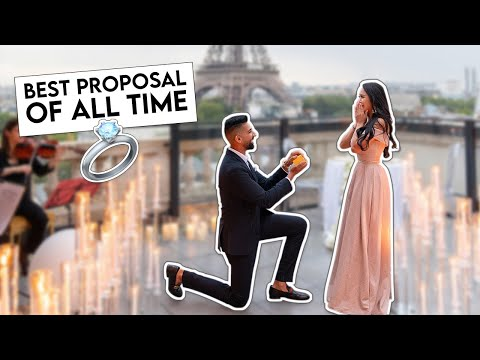 The Most Romantic 7 Day Proposal | Dhar and Laura