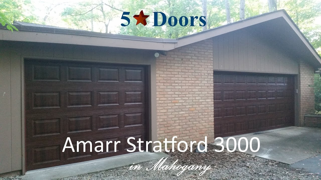 Amarr Stratford 3000   YouTube