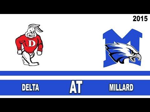 Boys Basketball: Delta vs Millard High School