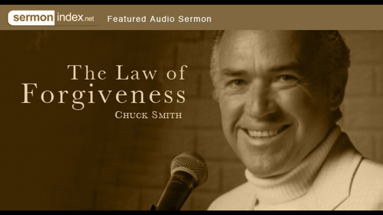 chuck smith sermons audio sermon the of forgiveness by chuck smith 6185