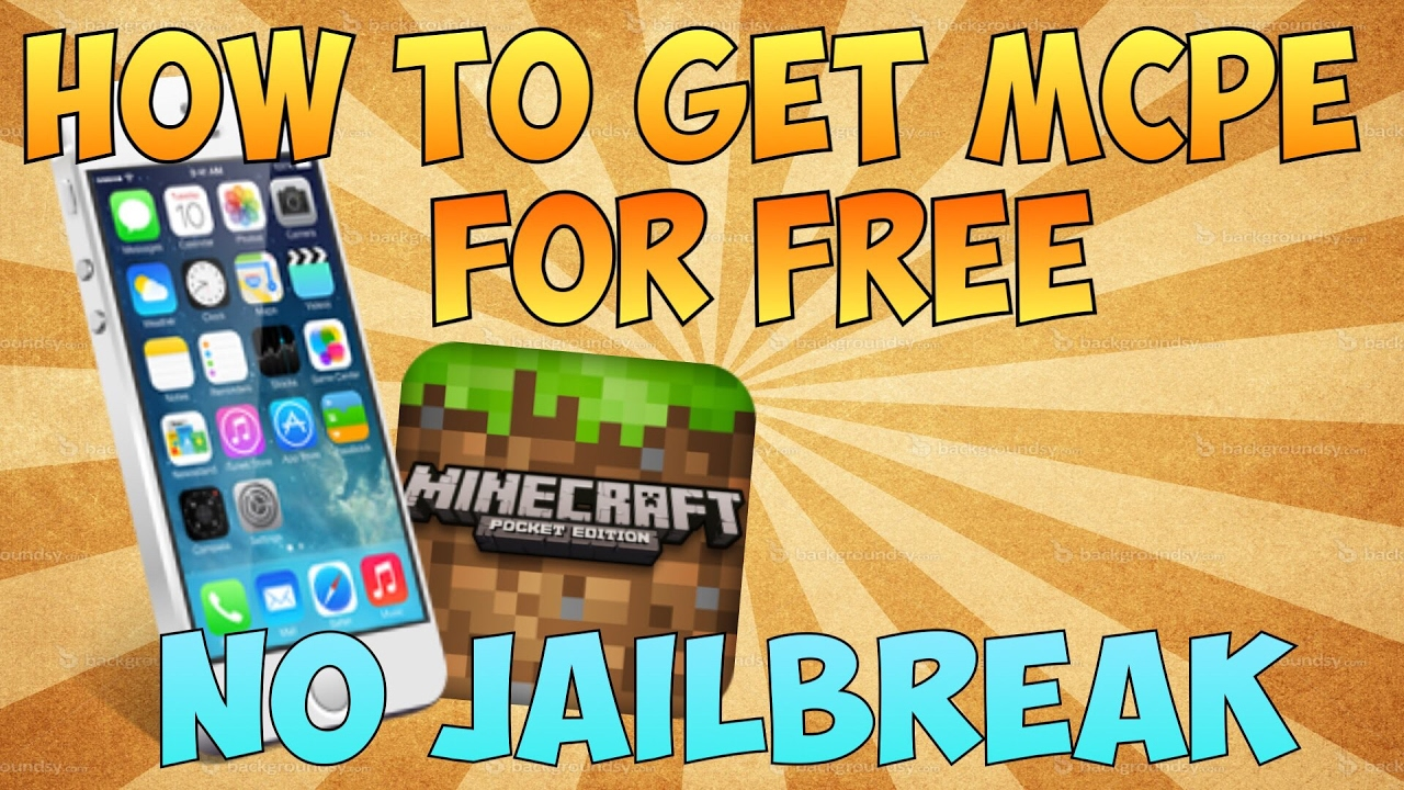 minecraft pocket edition free download for iphone