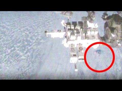UFOs Sighted In NASA Live ISS Feed 02/15/2015