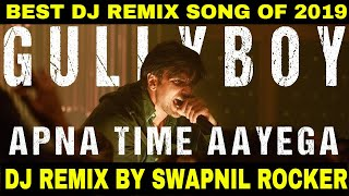 "Enjoy The Seasons Hot Rap Song ""Apna Time Aayega DJ Remix Song"" By Swapnil Rocker Feat. Ranveer Singh & Divine From The Bollywood Movie Gully Boy."