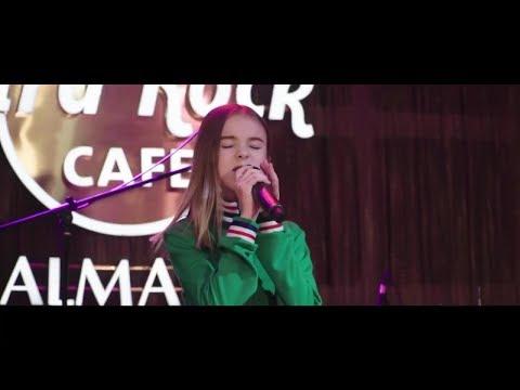 Live - Daneliya Tuleshova  Rise up