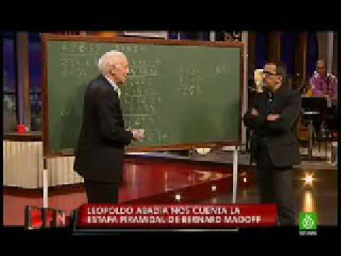 18/12/2008 LEOPOLDO ABADIA EXPLICA EL CASO MADOFF EN BUENAFUENTE