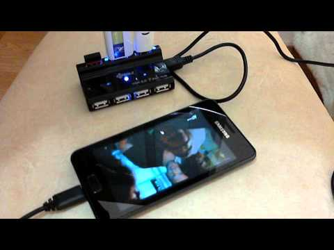 Samsung Galaxy R (Z) usb otg