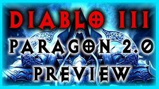 Diablo 3 Reaper of Souls - Paragon 2.0 Preview