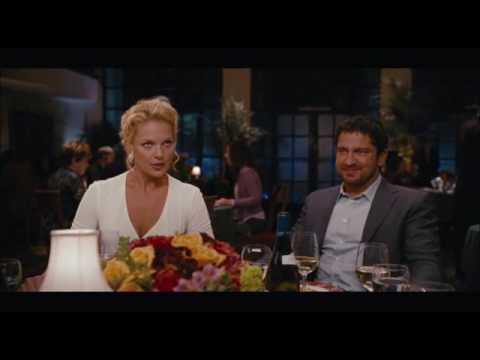 The ugly truth restaurant scene