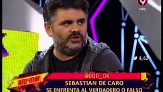 VERDADERO O FALSO - SEBASTIAN DE CARO - 10-04-15