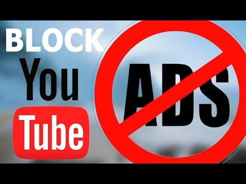 How to block ads in youtube videos chrome