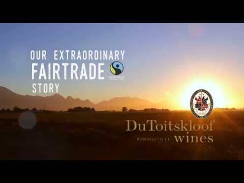 Du Toitskloof's Extraordinary Fairtrade story