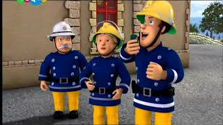 пожарный сэм на русском все серии подряд -Полёт над городом