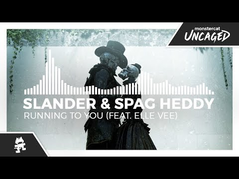 SLANDER & Spag Heddy - Running To You (feat. Elle Vee) [Monstercat Release]