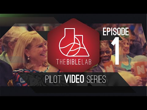 LLUC | The Bible Lab Season 1 Episode 1 of 6