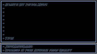 Atlantis Sky Patrol Music - Title Menu [1080p HD]