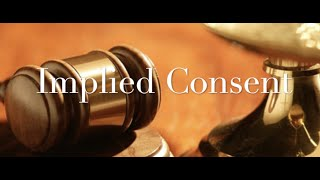 The Behan Law Group, P.L.L.C. Video - Implied Consent