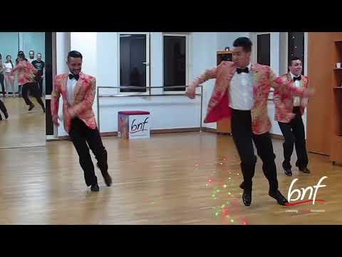 bnf dance academy social practice night