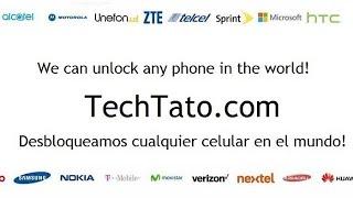 Como liberar cualquier celular HTC (Ej: Cricket Wireless HTC 510)