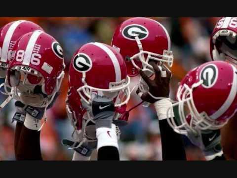 Mean Green - Go Georgia Bulldogs