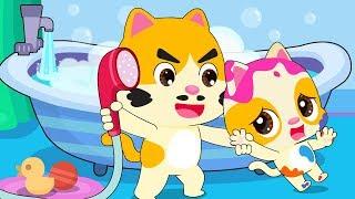おふろのうた☆バスタイムだよ | よい生活習慣 | 赤ちゃんが喜ぶ歌 | 子供の歌 | 童謡 | アニメ | 動画 | ベビーバス| BabyBus