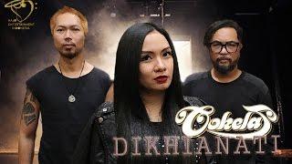 COKELAT - DIKHIANATI - Official Lyrics Video