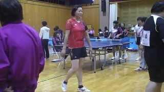 第6回Esperanzaダブルス大会(主催:Esperanza卓球会 2014,10,19 会場:...