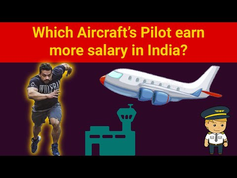 Pilot Salary In India Must Watch!