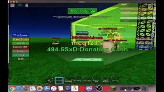 Roblox - Tycoon Simulator - divertirse o hacer la agricultura (sin sonido)