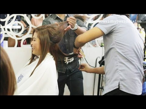 Dear David by David's Salon - Hair Treatments Episode: Keratin Treatment, Vials, Creams