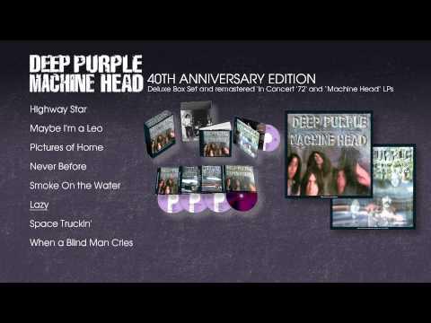 "Deep Purple - The 40th Anniversary Edition of ""MACHINE HEAD"" (Deluxe Box Set)"