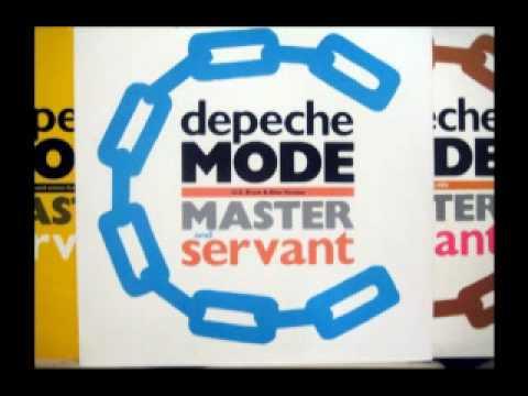 Depeche Mode - Master And Servant *[RARE]*