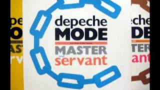 Depeche Mode - Master And Servant *[RARE]*