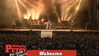 Essen 1999 - Das letzte Konzert von Wolfgang Petry - WAHNSINN